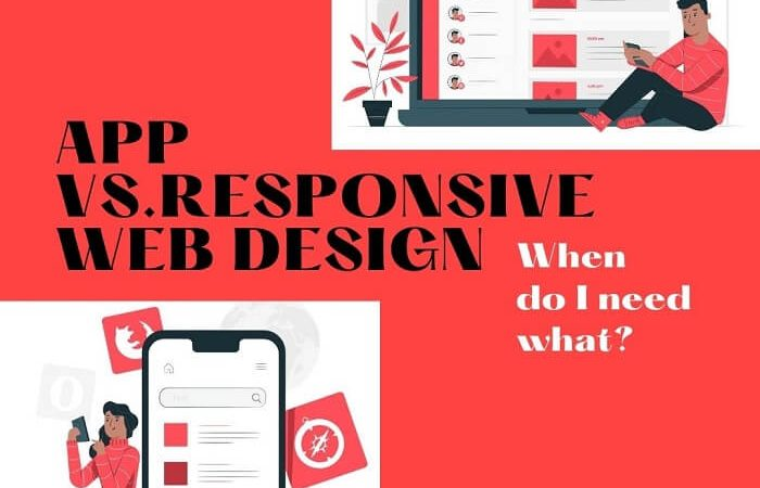App vs. Responsive Web Design: When do I need what?
