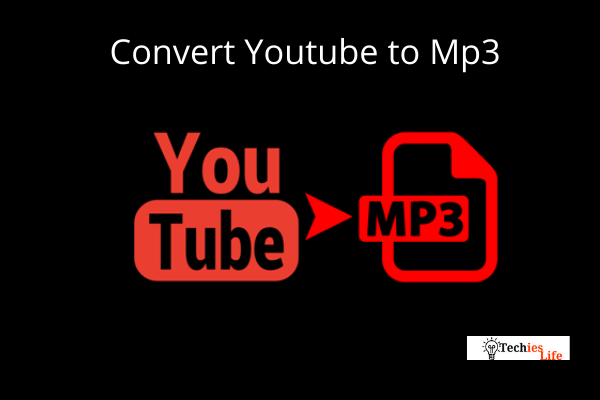 How to Convert Youtube to Mp3 Format?
